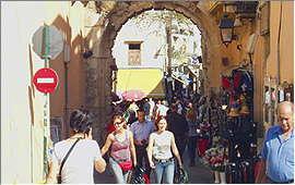 Rethymnon: Stadttor (Megali Porta)